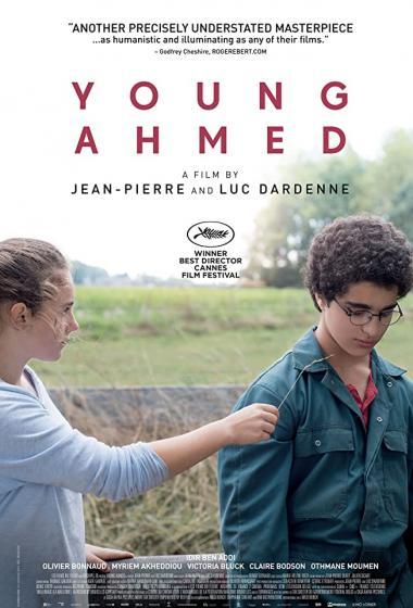 Mladi Ahmed   Z LIFFa v Loko  - poster