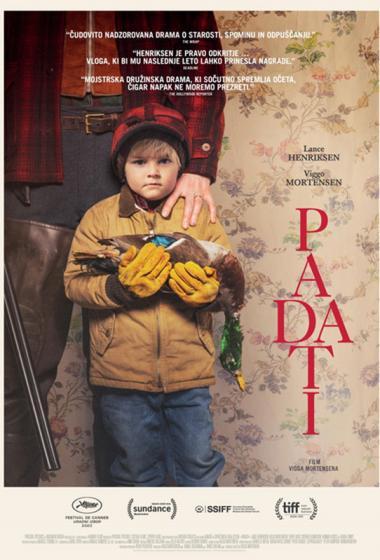 Padati | Filmsko gledališče  - poster