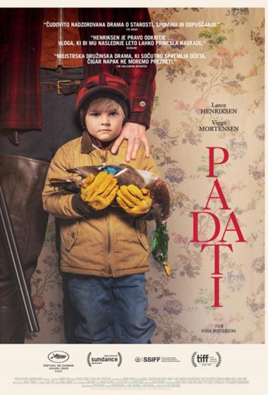 Padati  - poster