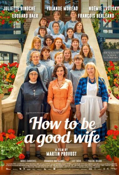 Kako postati dobra žena | Kino nad mestom (vstop prost) - poster