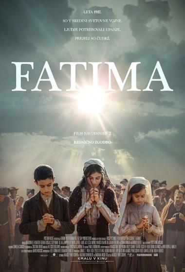 Fatima  - poster