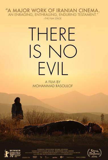 Zlo ne obstaja   Spletni kino  - poster