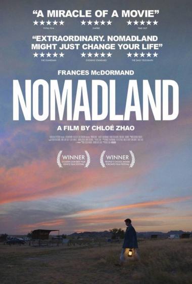 Dežela nomadov  - poster