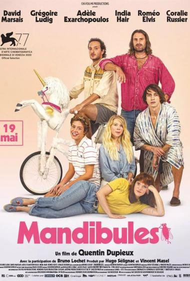 Mandibule | Spletni kino  - poster