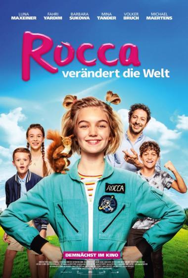 Rocca spreminja svet - poster