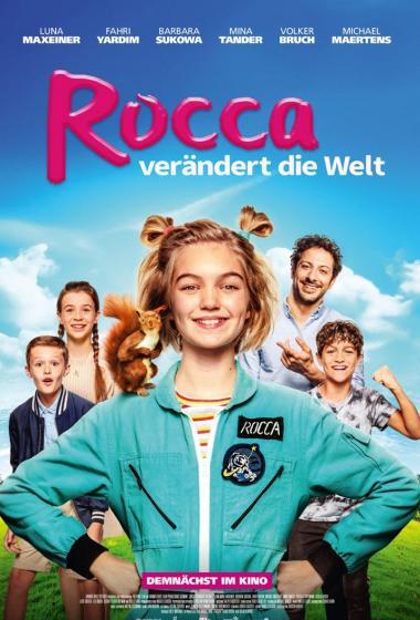 Binti   Rocca spreminja svet   Bučko   Spletni kino  - poster