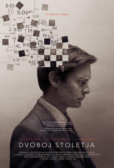 Mesec resničnih zgodb | Dvoboj stoletja  - poster