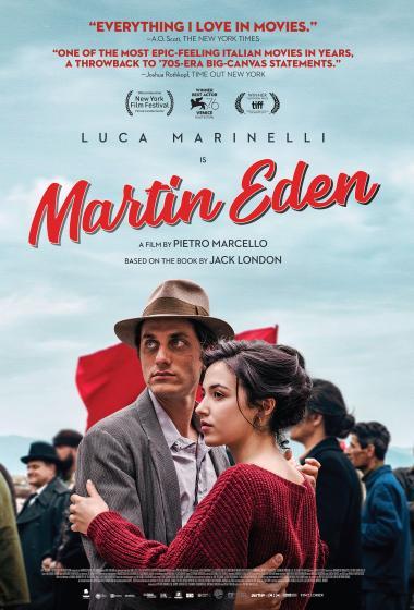 Martin Eden   Spletni kino  - poster