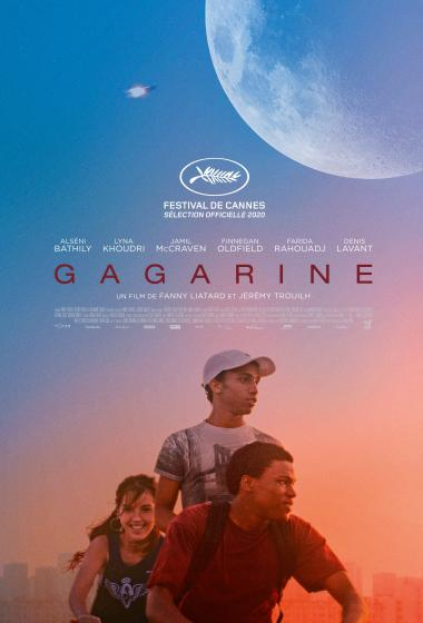 Gagarin | Spletni kino  - poster