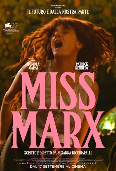 Gospodična Marx   Spletni kino  - poster
