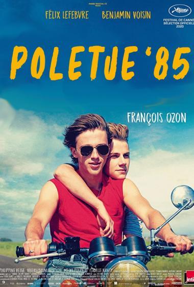 Poletje 85 | Spletni kino  - poster