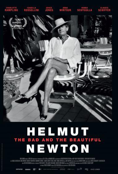 Helmut Newton: lepe in poredne   Spletni kino  - poster