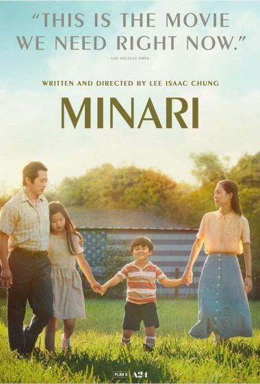Minari - poster