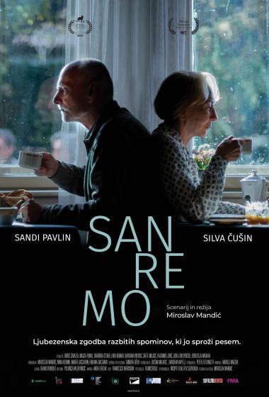 Sanremo - poster