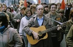 Teden ruskega filma | Po glavni ulici z orkestrom (vstop prost)