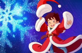 Božičkov vajenec in čarobna snežinka (sinhronizirano) | Vstop prost