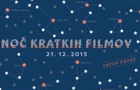 Noč kratkih filmov | Izbor 18. FSF (vstop prost)
