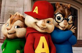 Alvin in veverički: Velika Alvintura (sinhronizirano)