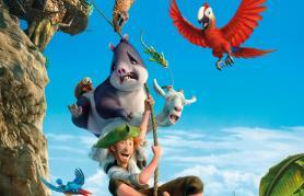 Robinson Crusoe 3D (sinhronizirano)