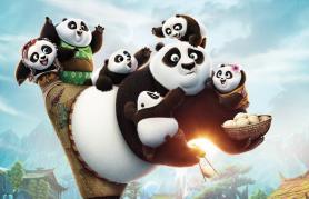 Kung Fu Panda 3 3D (sinhronizirano)