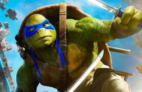 Ninja želve: Iz senc
