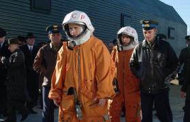 Teden ruskega filma | Gagarin, prvi v vesolju (vstop prost)