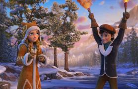 Snežna kraljica 3: Ogenj in led (sinhronizirano)