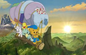 Medved Bamsi in čarovničina hči (sinhronizirano)