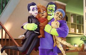 Vesela pošastna družina (sinhronizirano)