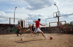 Igrišče | Teden ruskega filma (vstop prost)