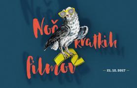 Noč kratkih filmov 2017 - Otroški program (vstop prost)