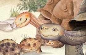 Premiera: Potovanje na ladji Beagle–Ljubezen galapaške želve | Vstop prost!