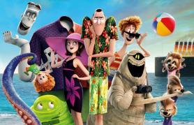 Hotel Transilvanija 3: Vsi na morje (sinhronizirano)