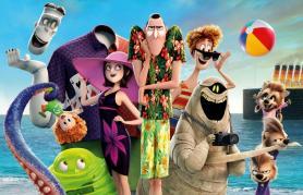 Hotel Transilvanija 3: Vsi na morje (sinhronizirano) 3D