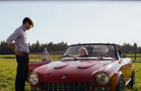 Julija in Alfa Romeo