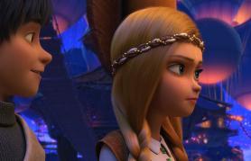 Snežna kraljica: Dežela zrcal (sinhronizirano)