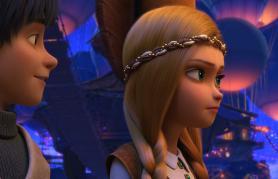 Snežna kraljica: Dežela zrcal (sinhronizirano) 3D