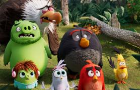 Angry Birds Film 2 (sinhronizirano) 3D