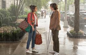 Deževen dan v New Yorku | Filmsko gledališče