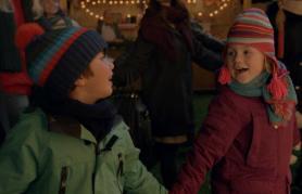 Gašper in Petra – čudoviti božič